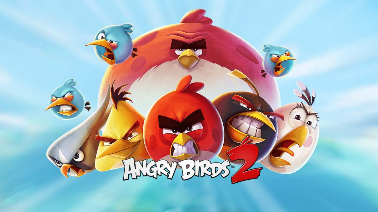 Angry Birds 2 - A film