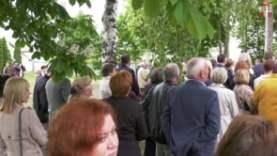 50 éves az Alsószeli Magyar Dalkör – A szabadtéri színpad átadása