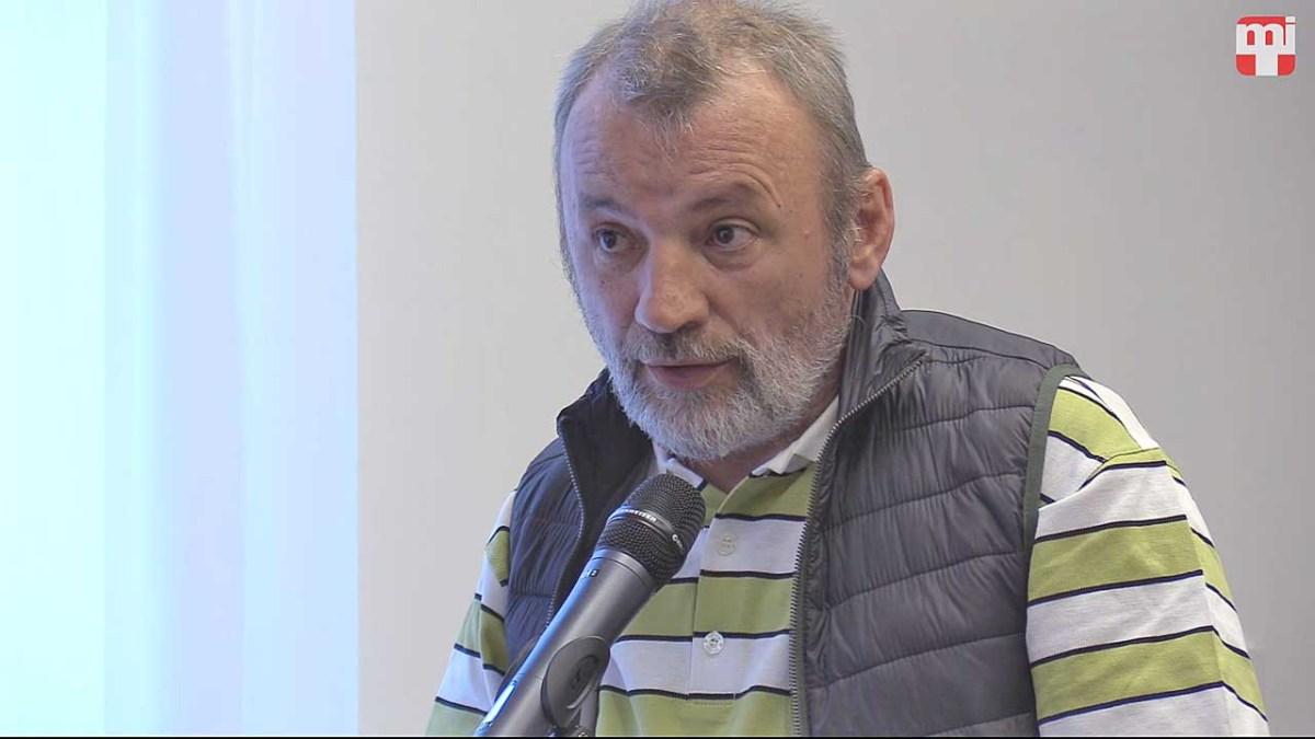TÓTH László költői estje - Csanda Gábor szerkesztő