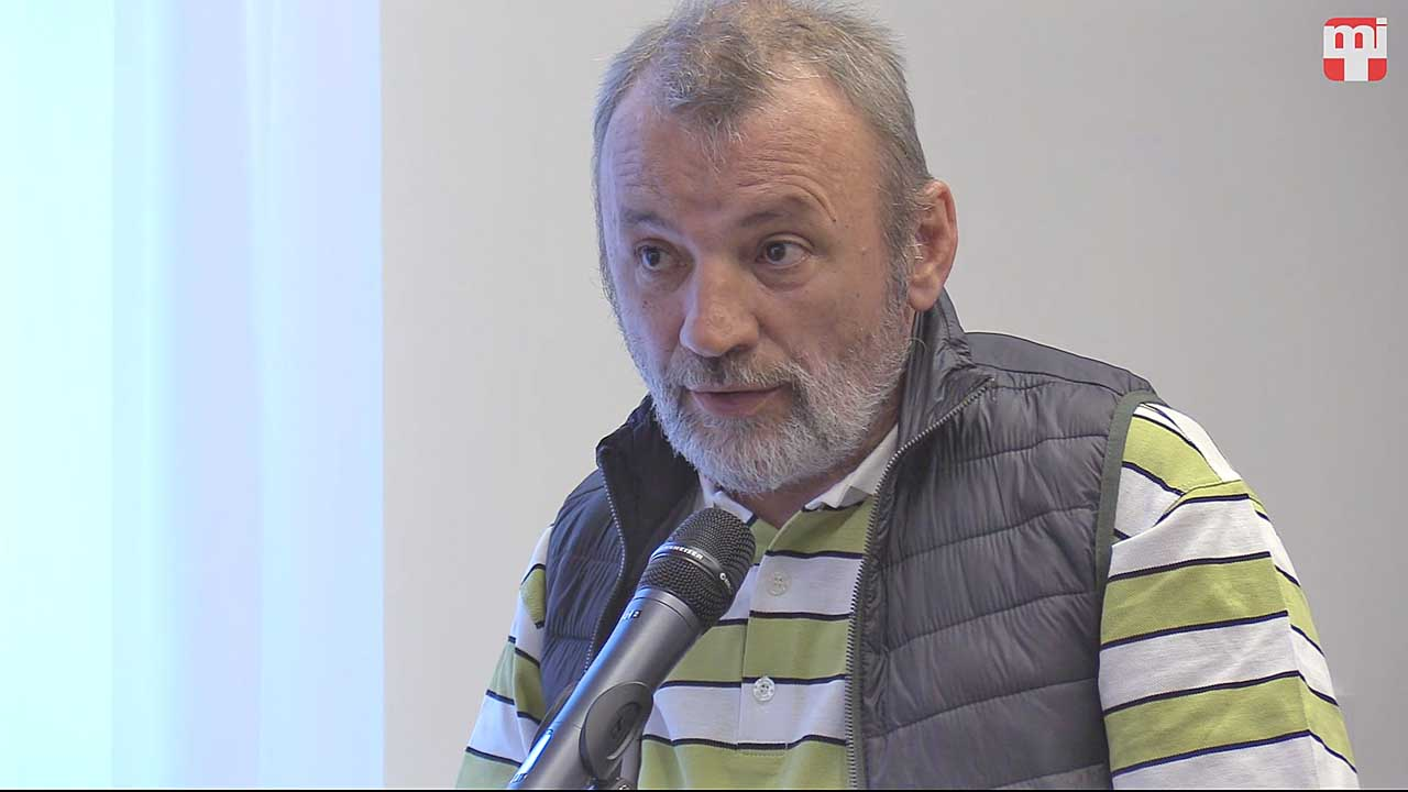 TÓTH László költői estje – Csanda Gábor szerkesztő