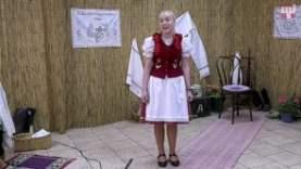 Ipolyi Arnold Népmesemondó Verseny • Alföldi Dóra, Nádszeg