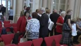 Csemadok megalakulásának 70. évfordulójára emlékeztek Pozsonyban
