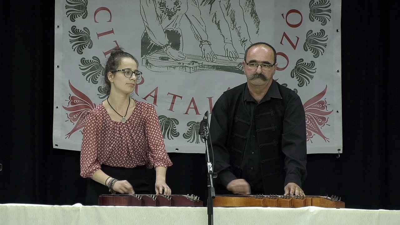 XXI. Országos Citeratalálkozó – Lőrincz Rebeka és Kovács Imre