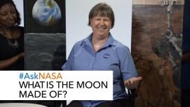 Miből van a Hold?