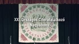 XXI. Országos Citeratalálkozó – Megnyitó