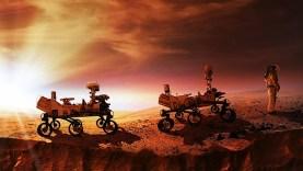 A NASA új marsjárójának egy középiskolás adott nevet