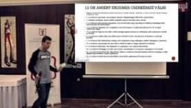 KINCSKERESŐK XV. – Cserkészet