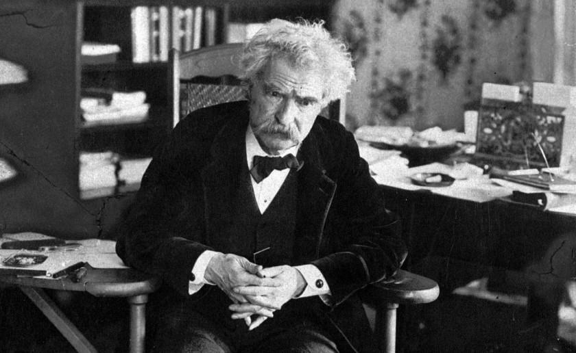 185 éve született Mark Twain