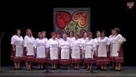 XII. Bíborpiros szép rózsa – Nyárasdi népdalkör