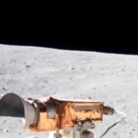 Rég nem autóztunk a Holdon...