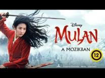 Új szinkronos trailer érkezett a Mulanhoz