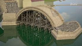 45 év alatt építették meg a prágai Károly-hidat