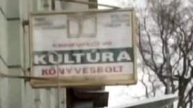 10 éve szűnt meg a pozsonyi magyar könyvesbolt