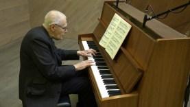 Online fesztivállal köszöntik a 95 éves Kurtág Györgyöt
