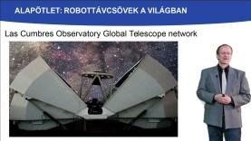 Szupernóvákra és fekete lyukakra vadászik két új robottávcső