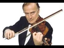 Az első külföldi hegedűs, aki Bartókot játszott: Yehudi Menuhin