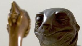 ÖRÖKLÉT: Csíkszentmihályi Róbert szobrászművész