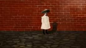 """""""Soha senki nem látta festeni"""" – Ország Lili"""