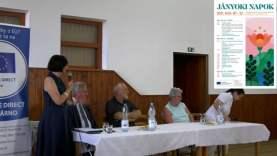 Jányoki falunap – Szabó Zsuzsa (Europe Direct) előadása az Európai Unióról