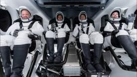SpaceX – Az Inspiration4 visszatérése