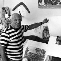 Aki már életében legenda lett: Pablo Picasso