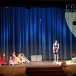 A noszai (Vajdaság) gyermekszínpad