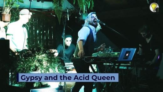 GYPSY AND THE ACID QUEEN - Ostróda 22.11.2019