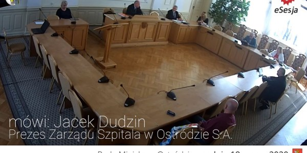 SZPITAL W OSTRÓDZIE - O SYTUACJI NA DZIEŃ 18.03.2020