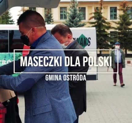 MASECZKI DLA POLSKI: GMINA OSTRÓDA