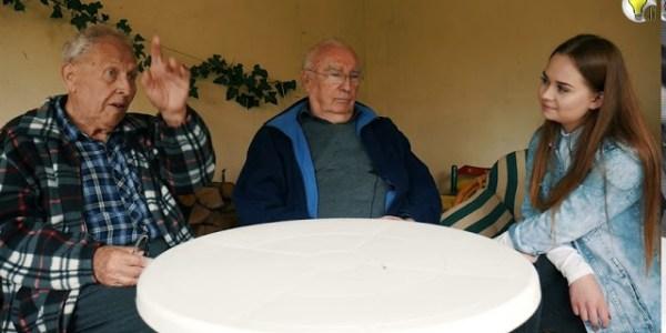 Rozmowa z Panem Marianem i Panem Andrzejem
