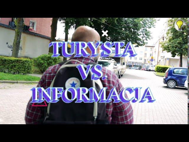 TURYSTA vs. INFORMACJA