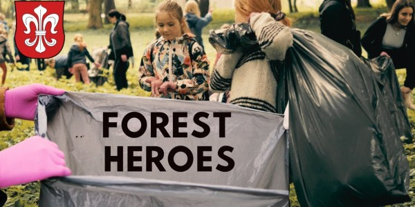 FOREST HEROES