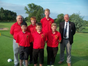 Telford Juniors fall at the last hurdle!