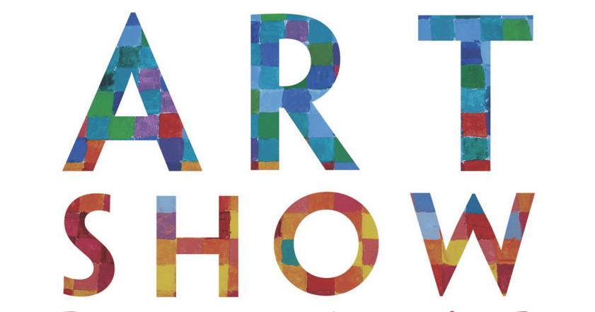 Student Art Show Clip Art