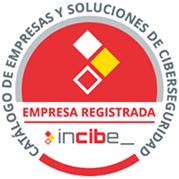 Empresa Registrada en el INCIBE