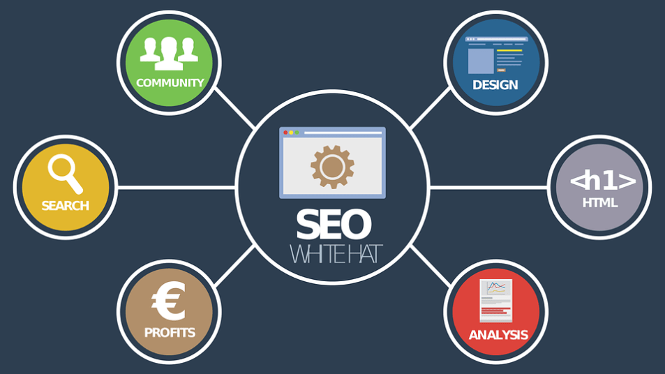 Diagram fro SEO