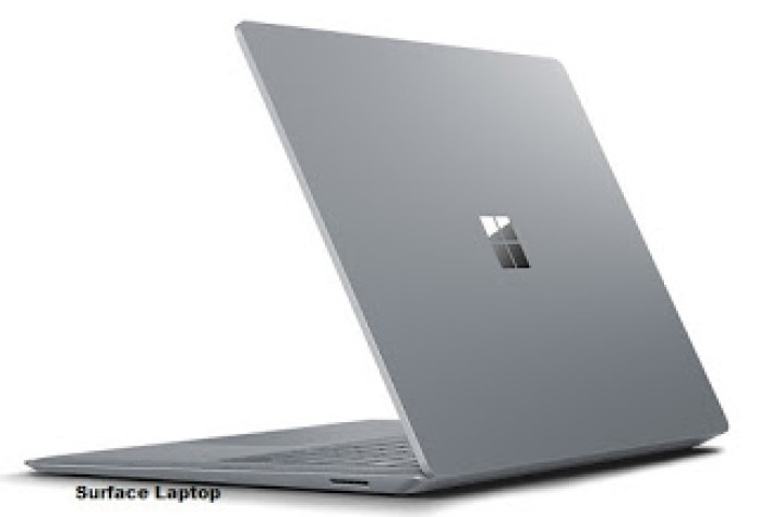 Microsoft Surface Laptop Specification and Price. Alternative to Apple's MacBook Pro