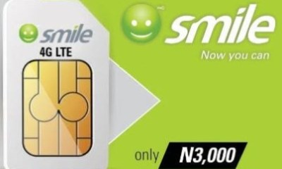 Smile All-In-One SIM