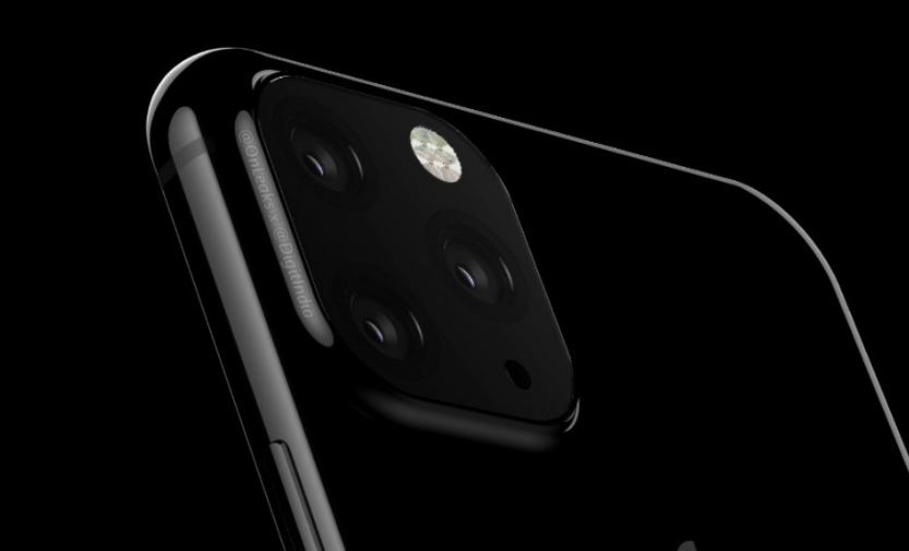Alleged 2019 iPhone With Three Cameras