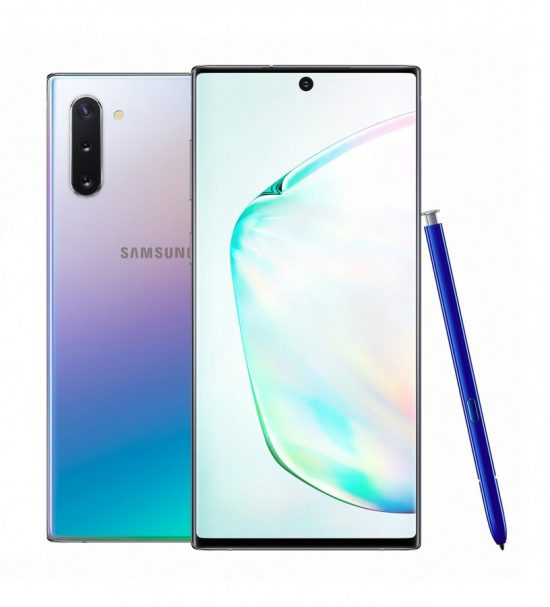 Galaxy Note10 in Aura glow e1565257894947 Samsung Galaxy Note10 Specifications and Price