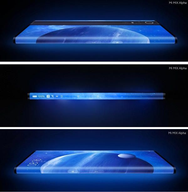 Xiaomi Mi Mix Alpha 5G views
