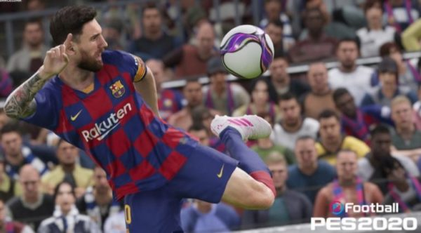 PES 2020 on Android
