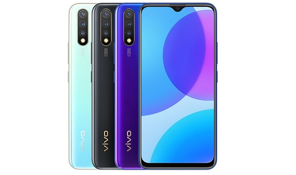 vivo U3 in colours
