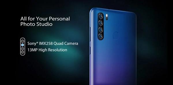Blackview A80 Pro camera properties