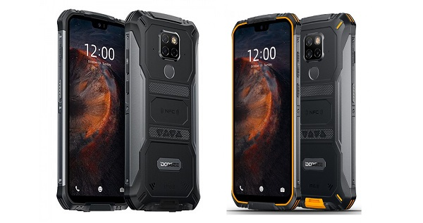 Doogee S68 Pro in colours