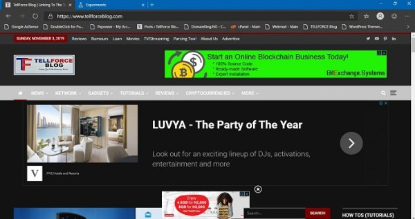 How to Enable Dark Mode on Web Pages in Microsoft Edge
