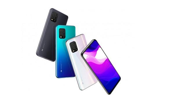 Xiaomi Mi 10 Lite In Colours
