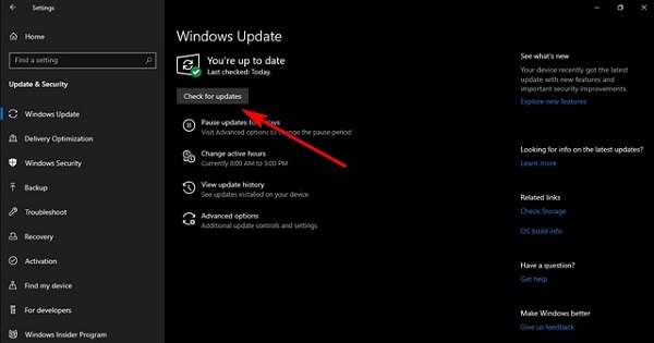 How to Get the Windows 10 May 2020 Update on Your PC
