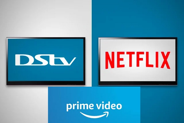 MultiChoice, Netflix and Amazon