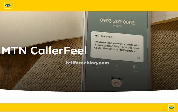 MTN CallerFeel